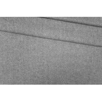 Твид елочка костюмный черно-белый PRT-G5 15101907