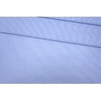Рубашечный хлопок в клетку голубой PRT-B3 30081906