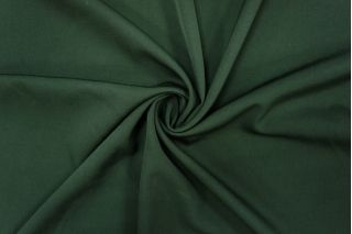 Костюмная шерстяная диагональ темно-зеленая PRT-E7 01091906