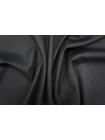 Костюмная шерсть черная в полоску PRT-CC70 01091915