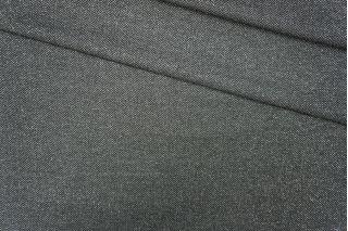 Твид елочка черно-серый с люрексом PRT-E5 01091922