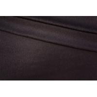 Трикотаж шерстяной вязаный темный баклажановый PRT-D2 01091927