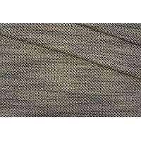 ОТРЕЗ 2,15 М Шанель шерстяная черно-серая PRT-H7 10081909-1
