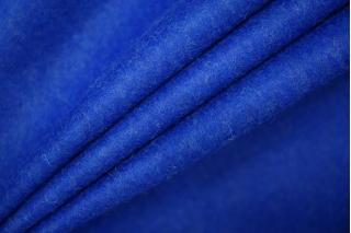 Лоден на трикотаже синий PRT-Z2 12081926
