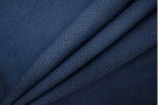 Креп вискозный темно-синий PRT-H6 12081932