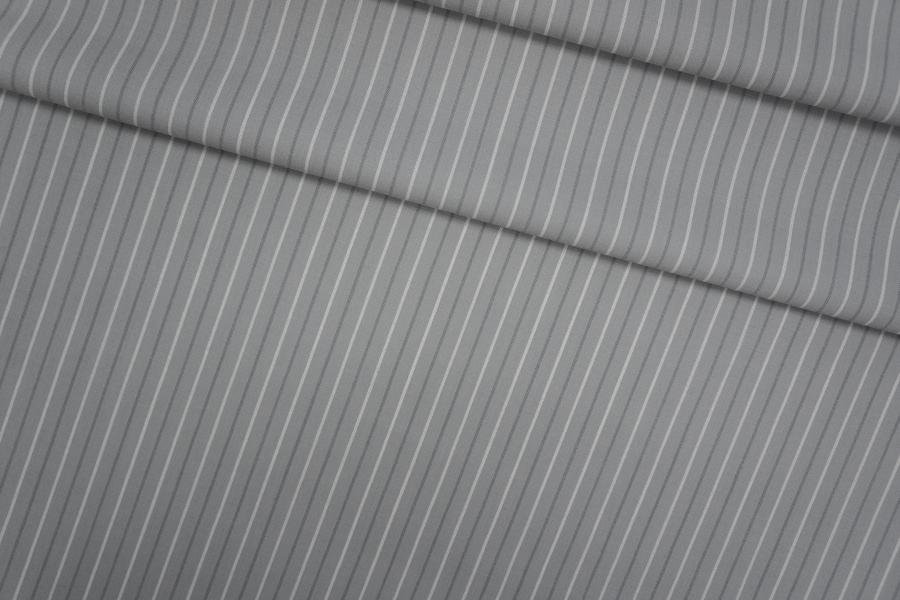 Плательная шерсть серая в полоску PRT-E4 22081909
