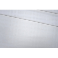 Хлопок рубашечный белый в клетку PRT-A3 01121916