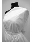 Поплин-стрейч сорочечный молочный PRT-F4 01121915