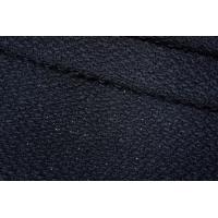 Трикотаж крупной вязки темный черно-синий PRT-Z7 08121933