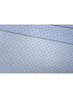 Поплин рубашечный бело-голубой PRT-E4 10121903