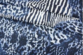 Поплин рубашечный синий PRT-F5 10121908