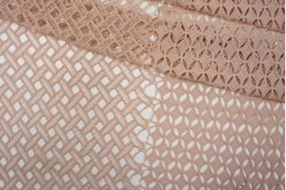 Макраме хлопковое бледно-розовое PRT-C3 10121918