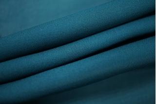 Шифон шелковый сине-бирюзовый PRT-С4 03111903