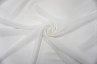 Шифон шелковый белый PRT-AA3 03111905