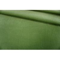 Вельвет хлопковый зеленый PRT E2-12111901