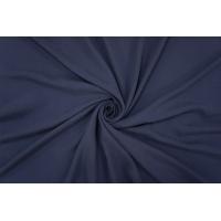 Шелк вареный плательный темно-синий PRT-С6 12111913