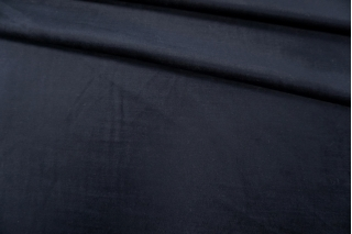 Велюр хлопковый темно-синий PRT-E2 14111904