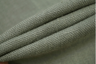 Костюмный лен серо-оливковый PRT-C2 14111909