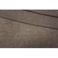 Трикотаж вязаный коричневато-серый PRT-E6 28101904