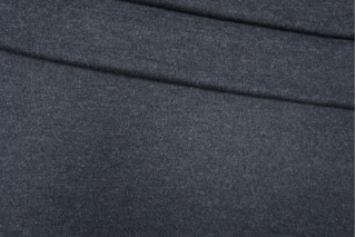 Трикотаж вязаный темно-серый PRT-Q3 28101905