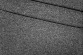 Трикотаж вязаный серый PRT-T6 28101908