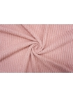 Трикотаж вязаный нежно-розовый PRT-T3 21101910