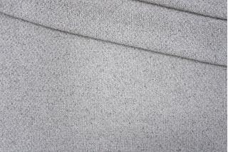 Трикотаж вязаный серого цвета  PRT-Т2 21101912