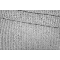Трикотаж вязаный серого цвета PRT-Т6 21101913