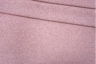 Трикотаж вязаный розовый PRT-Т4 E6 21101915