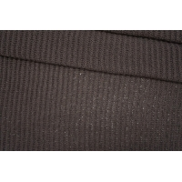 ОТРЕЗ 0,65 М Трикотаж вязаный коричневый PRT-T3 21101916-1
