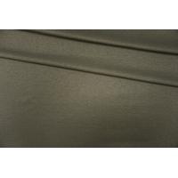 Джерси вискозный цвет темный хаки PRT-D3 21101925