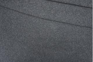 Трикотаж вязаный темно-серый PRT-E6 21101931