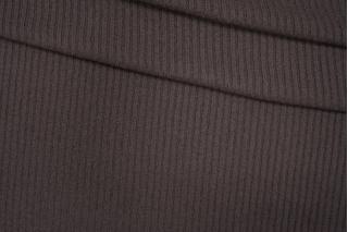 Трикотаж вязаный коричневый PRT-Т4 21101936