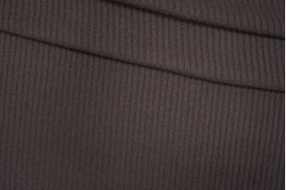 ОТРЕЗ 2М Трикотаж вязаный коричневый PRT 21101936-1