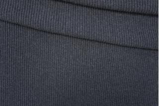 Трикотаж вязаный графит PRT-Т3 21101937