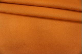 Пальтовый шерстяной велюр оранжевый PRT-Z2 03091941