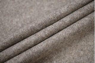 Трикотаж шерстяной бежевато-серый PRT-F5 05091917