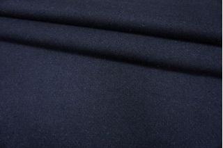 Костюмная шерсть темно-синяя PRT-I6  05091918