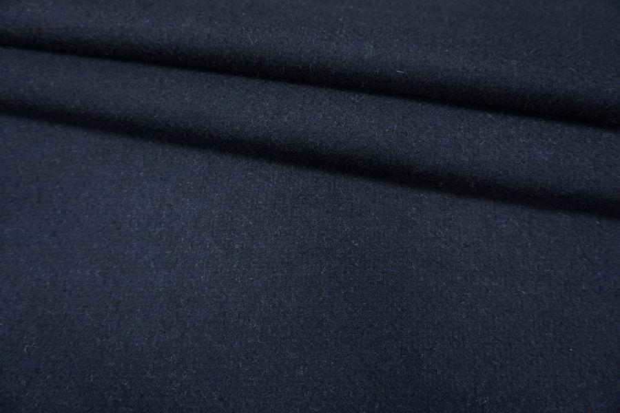 Костюмная шерсть темно-синяя PRT-T4  05091918