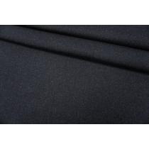 ОТРЕЗ 1,2 М Костюмная шерсть темная серо-черная PRT-(60)- 05091922-3