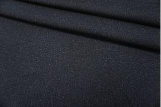 Костюмная шерсть темная серо-черная PRT-С7 05091922