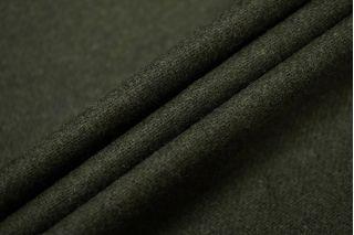 Костюмная шерсть темно-зеленая PRT-E7 06091908