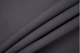 Тонкая костюмно-плательная шерсть темно-серая PRT-G4 06091915