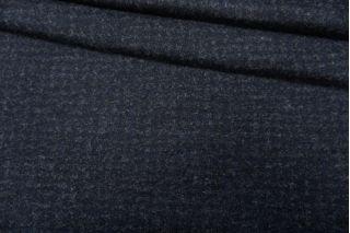 Трикотаж шерстяной темно-синий PRT-F5 08091922