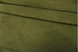 Эко-мех приглушенно-зеленый PRT-D6 08091925