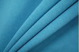 Костюмно-плательная поливискоза голубая PRT-I5 01121904