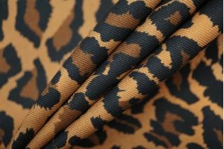 Джинса-стрейч леопард MIU MIU PRT-B4 01121911