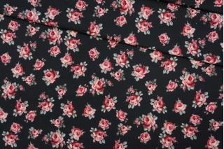Джинса-стрейч цветы MIU MIU PRT-B5 01121913