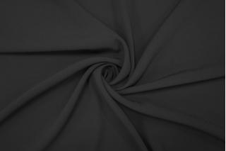 Плательная поливискоза черная PRT-H6 01121919