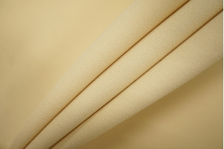 Креп-кади костюмно-плательный выбеленно-желтый PRT-I5 09121913